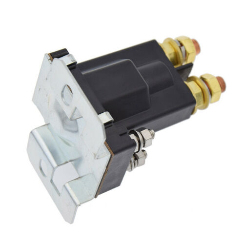 Relay Auto Starter On//Off Power 4 Pin 12V AMP 500A Switch Dual Battery Isolator