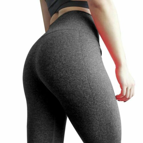 Seamless Leggings Sportswear For Sweat Pants Trousers High Waist Solid Accessory