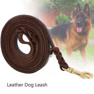 Heavy-Duty-Braided-Leather-Dog-Leash-Training-and-Walking-for-German-Shepherd