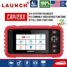 Auto Diagnostic Tool OBD2 Code Reader Car Engine ABS SRS Transmission Scanner