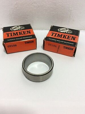 TIMKEN MODEL 12520 TAPERED ROLLER BEARING CUP NEW IN BOX