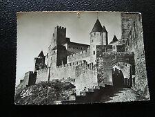 FRANCE - carte postale - carcassonne (la porte d aude) (cy25) french