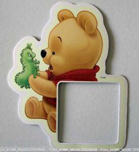 Light-Switch-Wall-Sticker-Winnie-The-Pooh-Glow-In-Dark