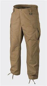 HELIKON-TEX-SFU-suivant-combat-outdoor-pantalon-armee-Coyote-LL-LARGE-LONG