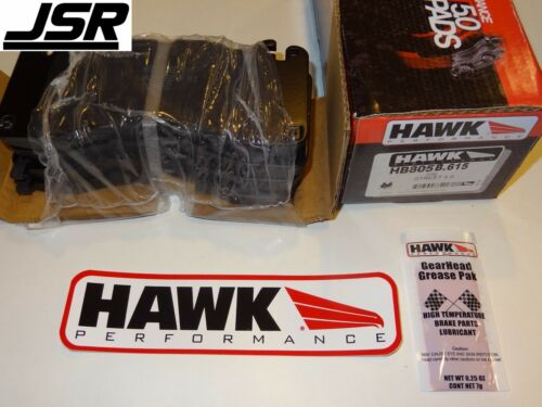 15-20 Mustang GT w// Brembo Front Hawk High Performance Street HPS 5.0 Brake Pads