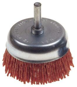 Poggi-497-35-spazzola-a-tazza-70-mm-con-fili-in-nylon-grana-80-abrasivo
