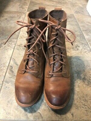Sutherlin Bay Mid Lace Boot 7.5