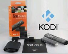 Amazon Fire TV Stick w/ Alexa Voice Remote - 2nd Gen Quad Core - Tv Addons 17.3