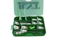 Rnt Rich-n-tone Tuning Kit W/case Duck Call Replacement Tuning Reed Cork Set