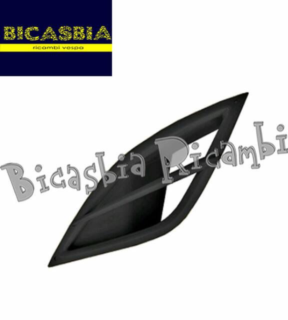 13780 - Toma 1 Izquierda Negro Metal MBK 50 Stunt Yamaha Slider 50 1999-2004