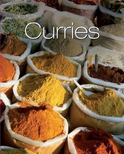 Perfect Padded Cookbooks: Curries - Love Food,Love Food