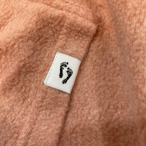 Exploit Chaussettes Couverture mélangé à capuche veste de solides nude rose rose S M L XL 2XL $118