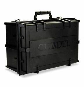 Citadel-Crusade-Figure-Case-Warhammer-40k-Sigmar-Brand-New-60-39