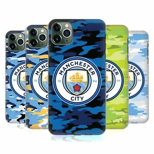 OFFICIAL MANCHESTER CITY MAN CITY FC BADGE CAMOU CASE FOR APPLE ...