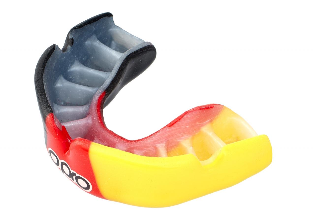 Opro dente powerfit protezione Germania, per arti marziali, boxe, Muay Thai,