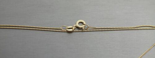 Venezianerkette Gold 585 feine massive 14 Karat Goldkette 45 50 cm