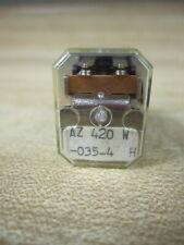 AMERICAN ZETTLER RELAY AZ 1401-4C 24Vdc AZ14014C w//BASE