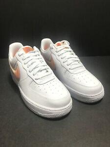 Details zu Nike Air Force 1 Low 'Oversized Swoosh' Men's 7 AO2441 102