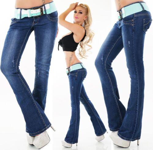 D'éléphants Pour À Femmes Bootcut Pattes Pantalon Publié Jeans D'éléphant zqw4xgx