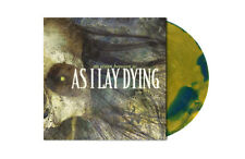 AS I LAY DYING An Ocean Between Us OCRE/BLUE Vinyl LP [Ltd120] RI *EXCLUSIVE*