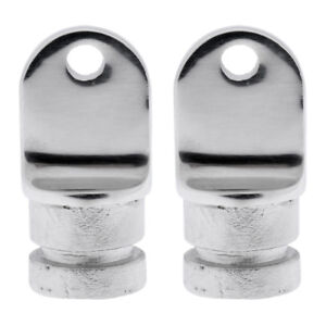 2pcs//set 43mm Heavy Duty 316 Stainless Steel Pins for Boat Top Deck Hinge