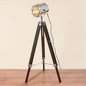 geniale studiolampe 144cm h he teleskoplampe spotlampe teleskop stehlampe spot ebay. Black Bedroom Furniture Sets. Home Design Ideas