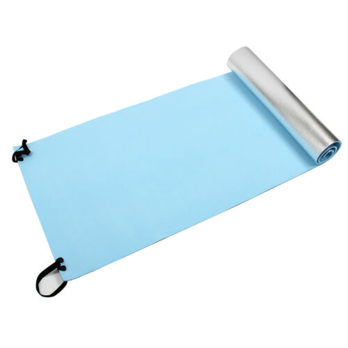 Extra Thick Camping Picnic Pad Yoga Mat Sleeping Outdoor Mattress Fitness M U1H8