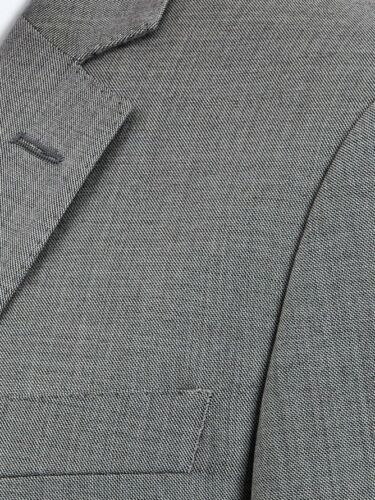 Vestito Medium Eu48 Jaeger Sharkskin It48 Mid Us38 classico Bnwt grigio Uk38 rCzqrFw
