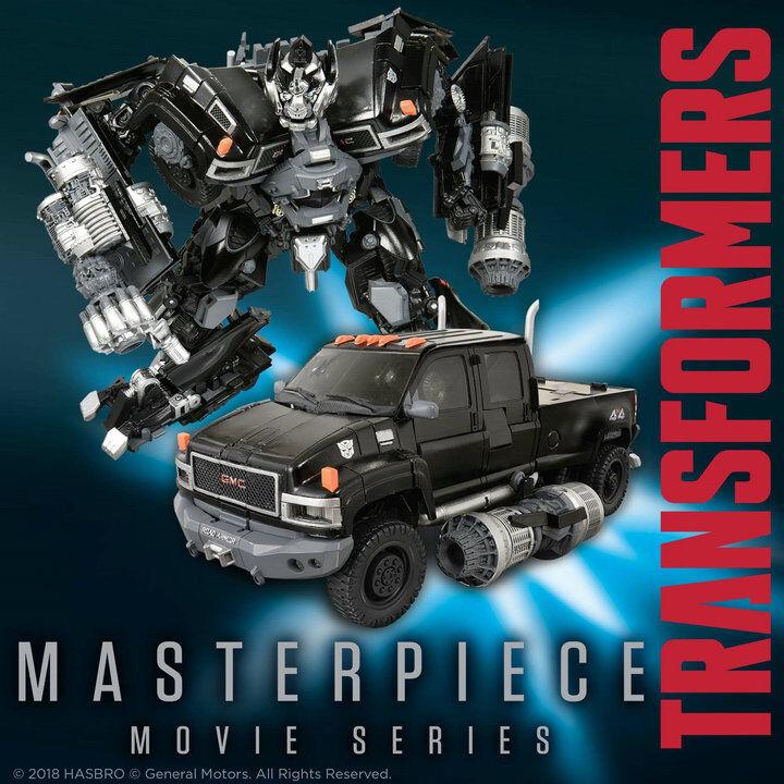 Transformatoren takara mpm-06 eisen ironhide meister autobots inoffizielle version