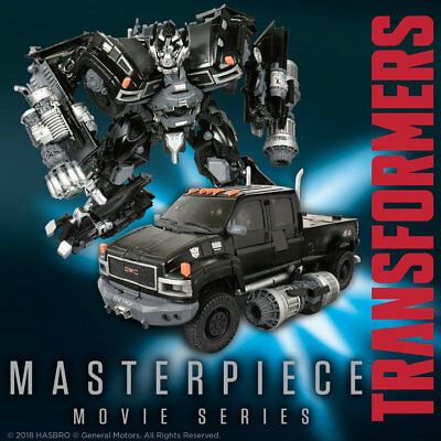 Transformers toy MP MOVIE Series MPM06 Ironhide Action figure Ko New in stock