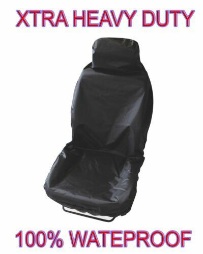 VAUXHALL VIVARO Heavy Duty 100/% WATERPROOF RUGGED Driver Seat Cover PROTECTOR