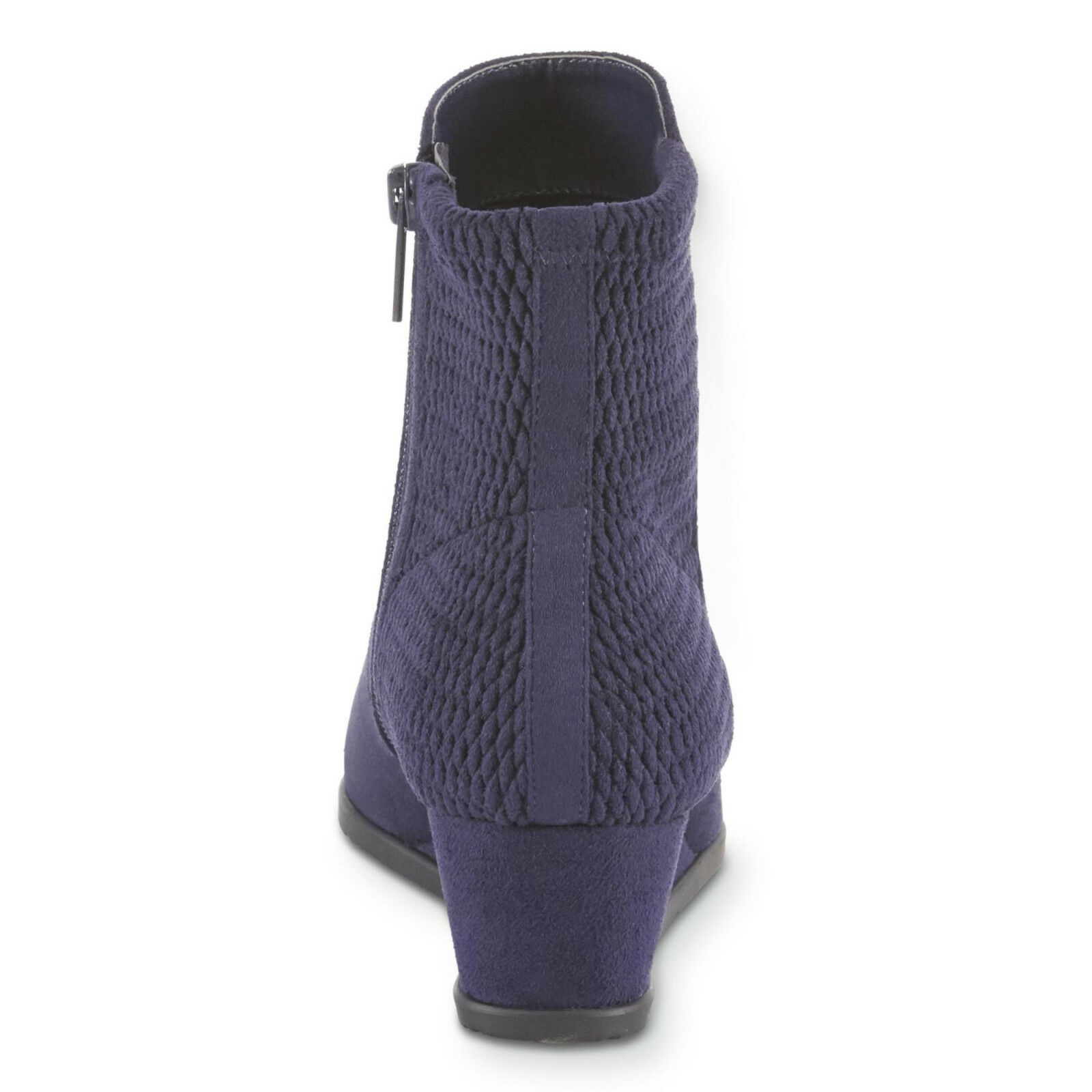 Laura Scott Women's Emerson Ankle Bootie - Navy size size size 5.5M BRAND NEW 9f0f86