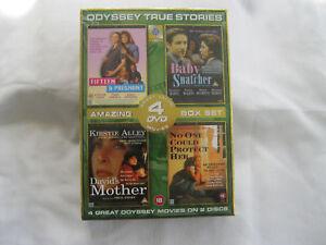 ODYSSEY-TRUE-STORIES-4-MOVIES-ON-2-DISCS-NEW-DVD