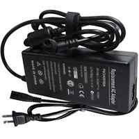Ac Adapter Power Cord For Samsung Syncmaster T23a550 Fx2490hd S24a350h Sa350