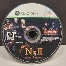 Ninety-Nine Nights (Microsoft Xbox 360, 2006) DISC ONLY #9585