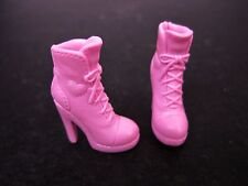 BARBIE DOLL CLOTHES/SHOES *MATTEL BARBIE HIGH HEEL BOOTS  *NEW*  #1489