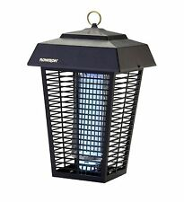 NEW Flowtron BK-80D 80-Watt Electronic Insect Killer Bug Zapper 1-1/2 Acre