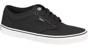 Sizes 13 Vtuy187 Black Trainers Shoes 3 Men's Vans Skate Atwood Uk Vulcanized white x1AqP8q