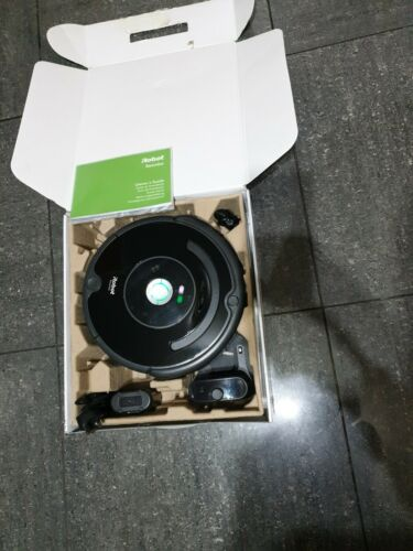 iRobot Roomba 671 Robot Vacuum Cleaner, WiFi Connected, Works With Alexa