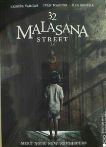32 Malasana Street (2020) DVD R0 PAL - Albert Pinto, Spanish Horror, Eng Subs