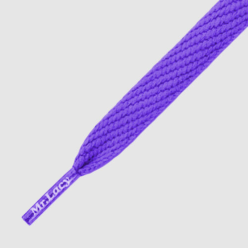 Flat laces high quality Laces variety of colors Mr Lacy Flatties Original