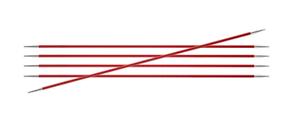Nadelspiel Zing KnitPro 2,50 mm 15 cm Strumpfstricknadeln