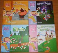 Missy Mila Raconte Lot De 4 Livres Enfant Edition Averbode Serie Tv Piwi Neuf