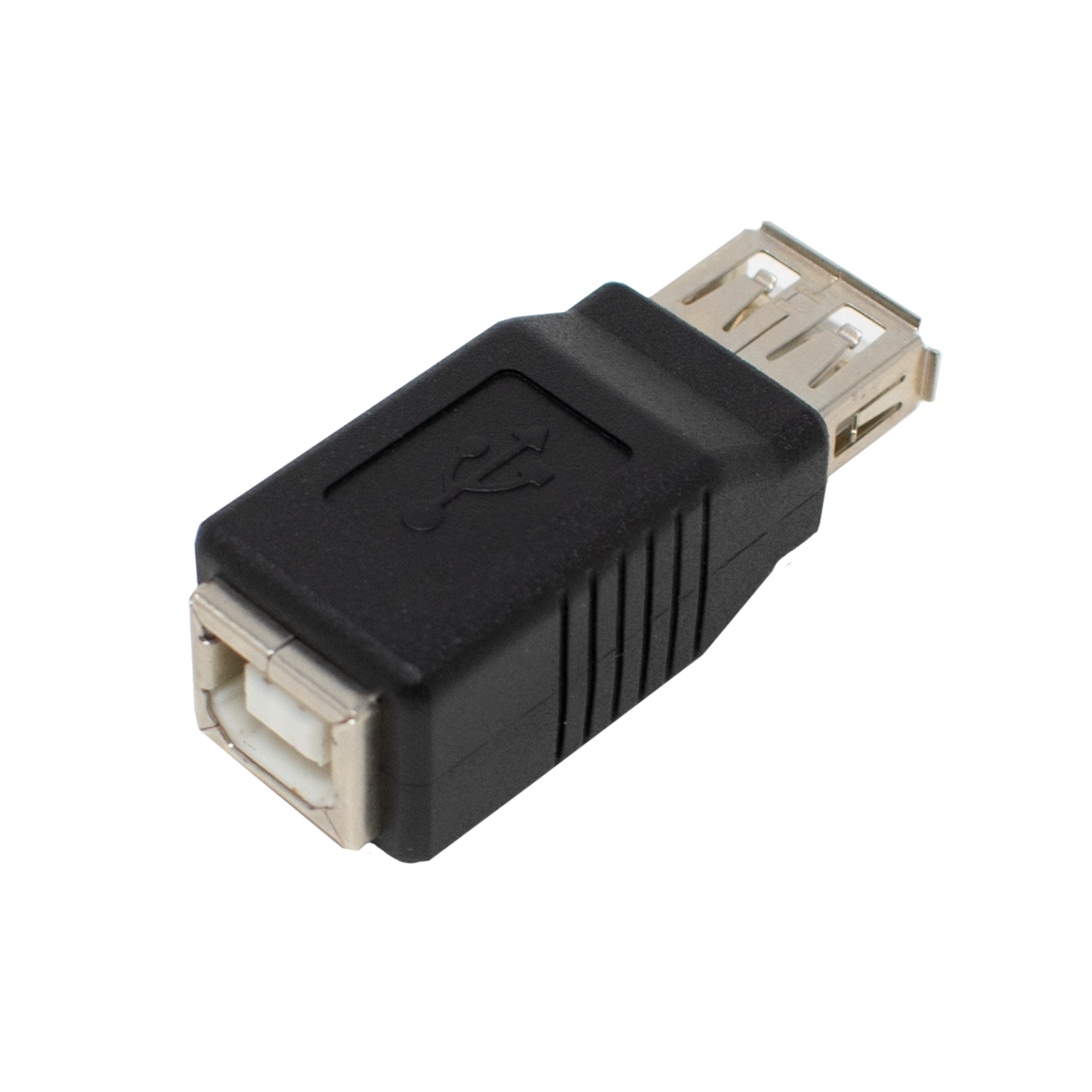 USB 2.0 Type A (F) to Type B (F) Adapter Gender Changer | High Speed Compliant