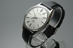 Vintage-1972-JAPAN-SEIKO-LORD-MATIC-5601-9000-23Jewels-Automatic