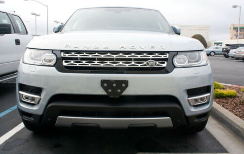Quick Release Front License Plate Bracket For Range Rover Sport 2014 15 16 2017