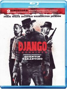 Blu-Ray-Django-Unchained-QUENTIN-TARANTINO-FOXX-DI-CAPRIO-WALTZ-OSCAR-ITALIANO