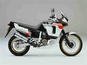 honda africa twin xrv750 rd04 rear subframe ebay. Black Bedroom Furniture Sets. Home Design Ideas
