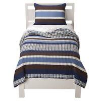 Surf Stripe Quilt Set - Multicolor - Sheringham Road™