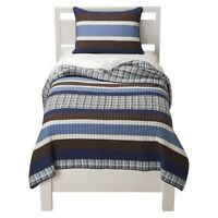 Surf Stripe Quilt Set - Multicolor - Sheringham Road™